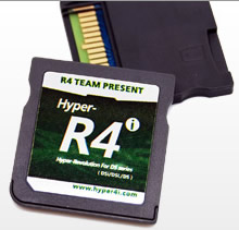 R43DS Flash Card